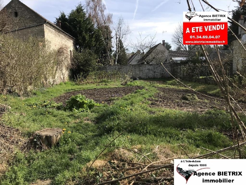 Terrain à bâtir 0 pièce(s) nesles-la-vallée 95