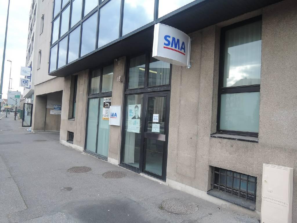 LOCAL PROFESSIONNEL OCCUPE 6 pièce(s) Cité administrative