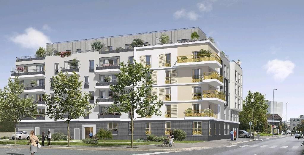 APPARTEMENT 3 pièce(s) Cité administrative