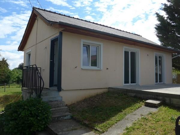 VENTE Maison à SAINT DOMINEUC (35190)