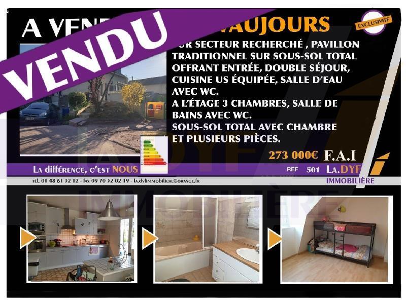 PAVILLON 5 pièce(s) FENELON