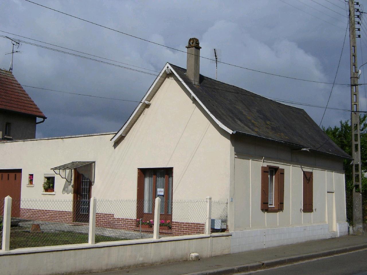 Maison Ancienne 4 pièce(s) calme