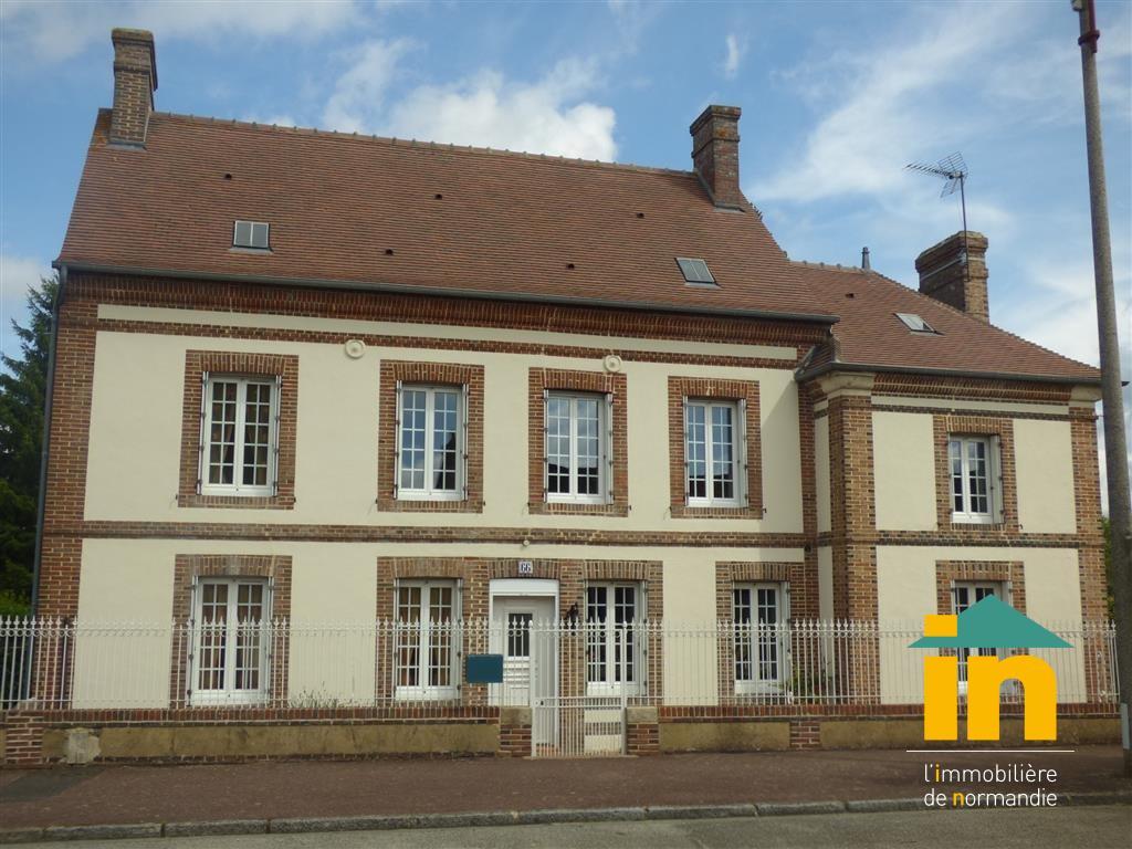maison de ville/bourg 6 pièce(s) Région L'AIGLE