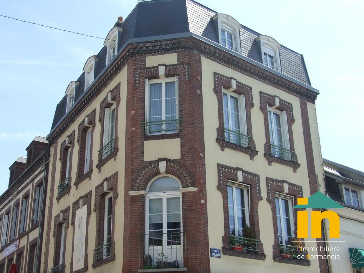 appartement 6 pièce(s) Centre ville L'AIGLE