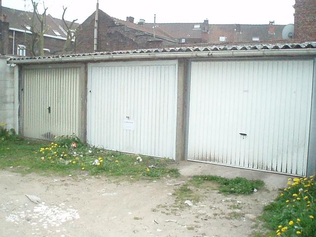 GARAGE 1 pièce(s) WATTRELOS Mont à leux